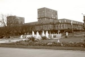 Le Havre - Place de l'Hotel de Ville