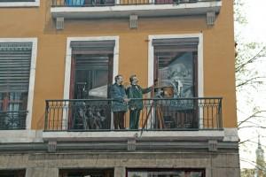 La fresque des Lyonnais - Brüder Lumière