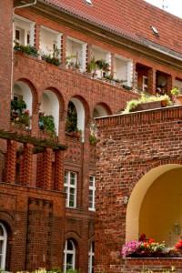 Gebäude Woelckpromenade 37/Paul-Oestreich-Str. 1